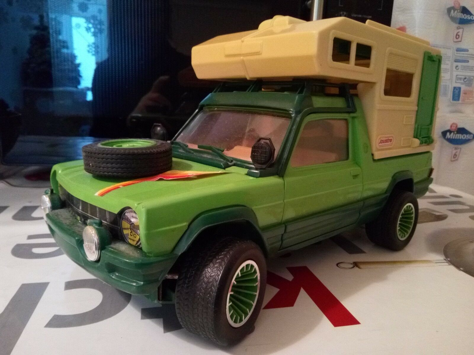 Matra Talbot Rancho Safari Joustra Camping Car 33cm - Ref   2261