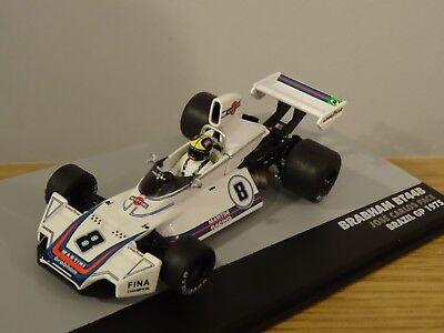 F1 BRABHAM Ford Cosworth BT44B BT 44 B 1975 #8 Pace Martini SP IXO Altaya 1:43