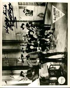 ROY ROGERS GENE AUTRY JSA COA HAND SIGNED 8X10 PHOTO AUTHENTICATED AUTOGRAPH