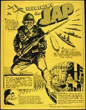 Woman Preserved Food NARA USA World War 2 Poster 10x8 Inch Reprint Am I Proud