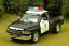 Black-Die-Cast-Dodge-Ram-Police-Pickup-by-Kinsmart-O-Scale-1-43-by-Kinsmart thumbnail 1