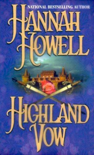 Highland Vow (Zebra Historical Romance) by Howell, Hannah