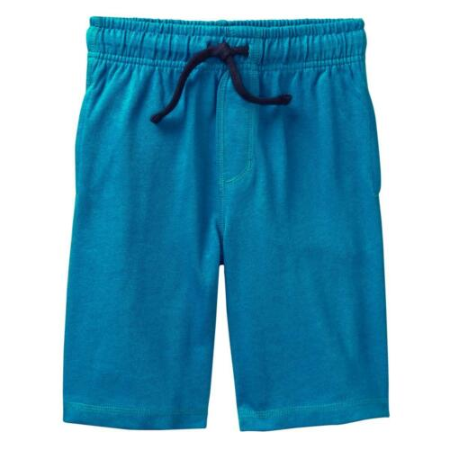 NWT Gymboree Active Knit Jersey Pull-On Shorts Short Boys S 5 6 M 7 8