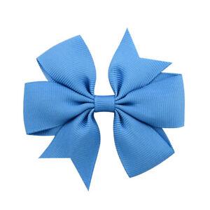 Girls-Baby-Kids-Bowknot-Headwear-Hair-Bow-Women-Hair-Clip-Pin-Accessories