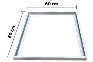 Estructura-El-encajar-base-Marco-Soporte-Montaje-Panel-Led-60X60cm