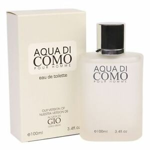 Details About Aqua Di Como Perfume Eau De Toilette Parfum Fragrance Spray For Man 34oz