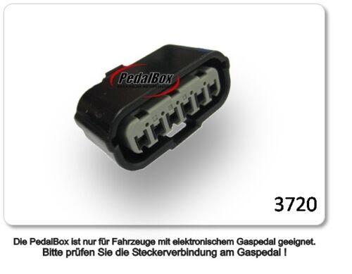 DTE pedalbox 3 S pour Honda Civic FN FK 103 kW 09 2005-2.2 CTDi Tuning gaspedalbox