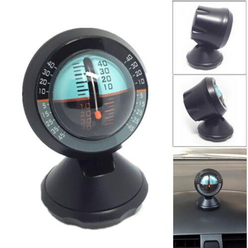Multifunktionsauto Inclinometer Slope Außenmesswerkzeug Fahrzeug Kompass