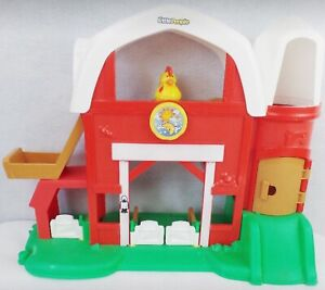 2013 Fisher Price Little People Barn Animal Sounds Works ...