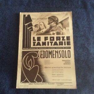 Le-Forse-Sanitarie-Fascismo-30-marzo-1938
