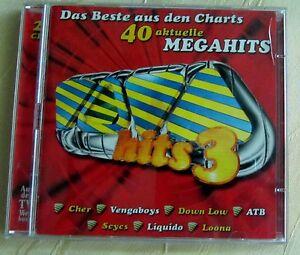 CD-Das-beste-aus-den-Charts-Viva-Hits-3-auf-2-CD-s
