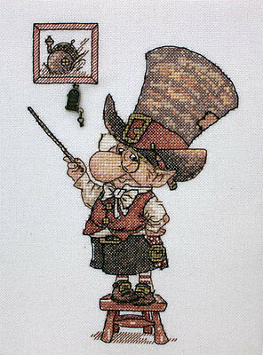 Counted Cross Stitch Kit NEOCRAFT - HOME SWEET HOME