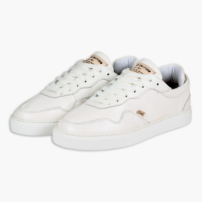 Djinns Awaike T Sport Shoes Shoes Leather Leather in White White   eBay