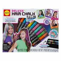 Deluxe Hair Chalk Salon Washable Assorted Children's Arts & Crafts By Alex 738x