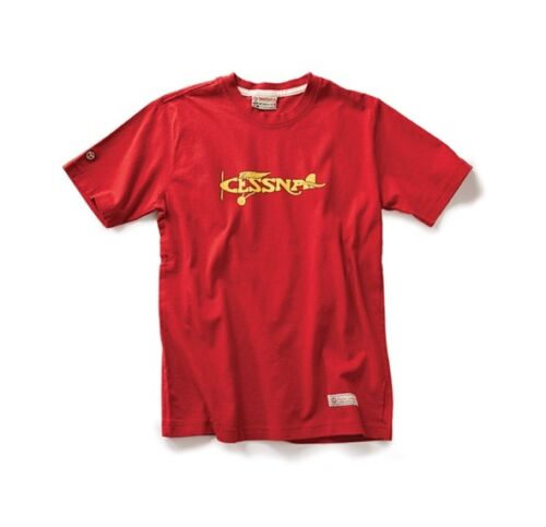 Red Red Canoe Cessna Plane T-Shirt
