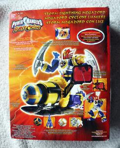 Power Rangers Ninja Storm: Mégazord éclair de tempête.   Tout neuf dans la boîte, vieux stock
