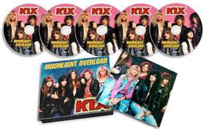 KIX VOL. 2 EARLY LIVE 5 CD | eBay