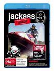 Jackass 3D (Blu-ray, 2011, 2-Disc Set)