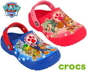 701d3a987 Crocs Paw Patrol Kids Clogs 2018 Sandals Funlab Summer Lightweight ...