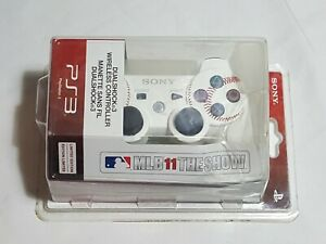 NEW-w-Box-wear-PS3-MLB-11-The-Show-Dualshock-3-Wireless-Controller-Remote