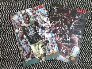 Southampton-v-Manchester-United-Premier-League-31-08-19-Programme