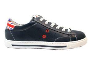 Scarpe-per-bambino-NeroGiardini-833070-sneakers-casual-sportive-basse-pelle-blu