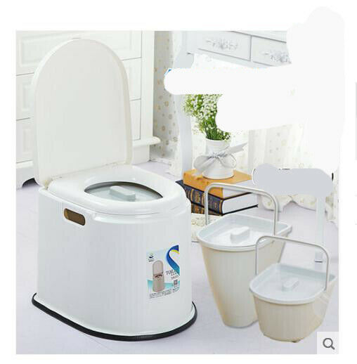 E06 Outdoor Indoor Portable Toilet Pedestal  Pan Camping RV Caravan Parts M  best prices and freshest styles