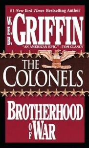 Colonels-Paperback-by-Griffin-W-E-B-Like-New-Used-Free-P-amp-P-in-the-UK