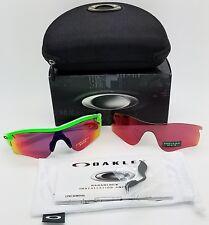 Grado Celsius Posto notturno Decente  Oakley Oo9181 Radar Lock Path Black Prizm Trail Sunglasses for sale online  | eBay