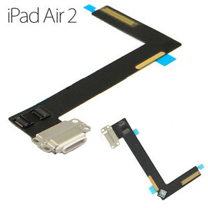 ipad 6 Charge Port Connector Flex Cable Replacement Part For iPad Air 2