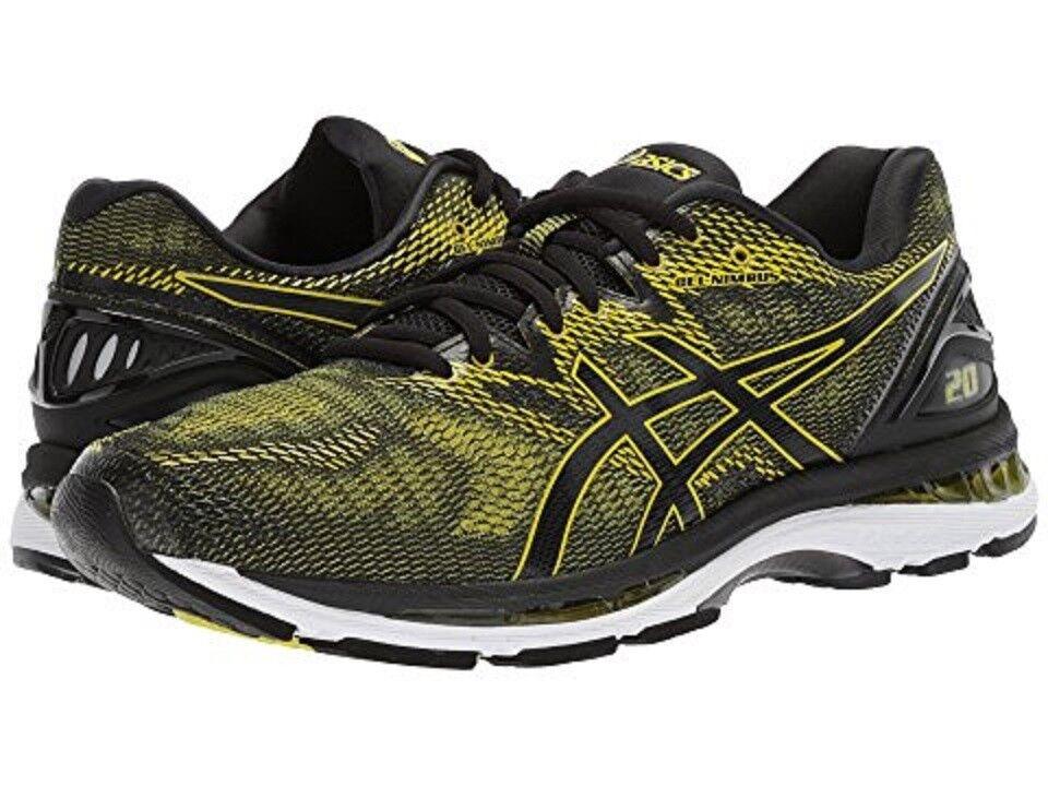 ASICS T800N.8990 GEL-NIMBUS® 20 Mn's (M) Sulphur Spring Synthetic Running Shoes