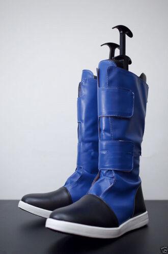 DBZ Resurrection F Goku Boots Cosplay SHOES Custom Made:free shipping  NN