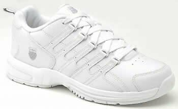 Kswiss W's Reverie - 91187147 color WHITE PLATINUM