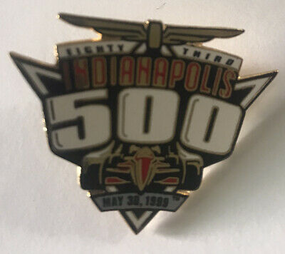 New 83rd Indianapolis 500 Race May 30th 1999 Collectors Pin