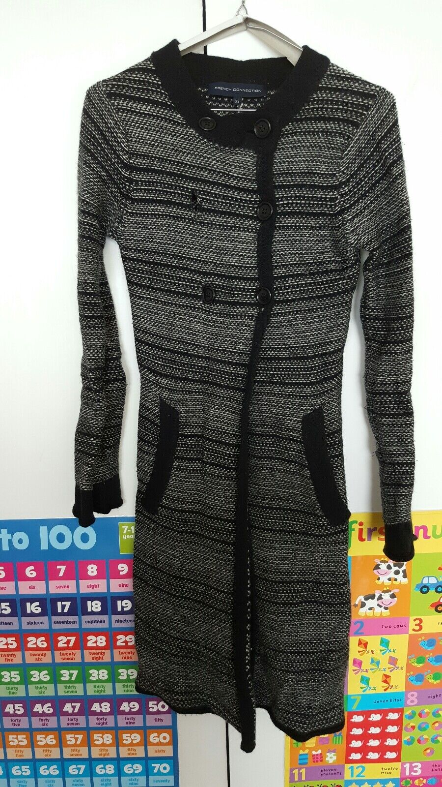 French Connection Women's Cardigan Coat Size Size Size XS df726c