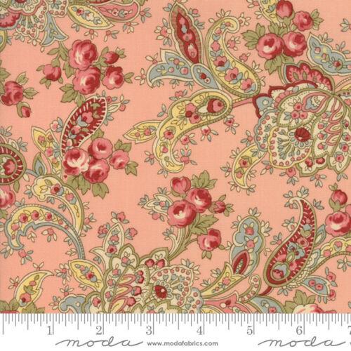 33271 12 by 1//2 yard MODA Fabric ~ ROSES /& CHOCOLATE II ~ Sentimental Studios