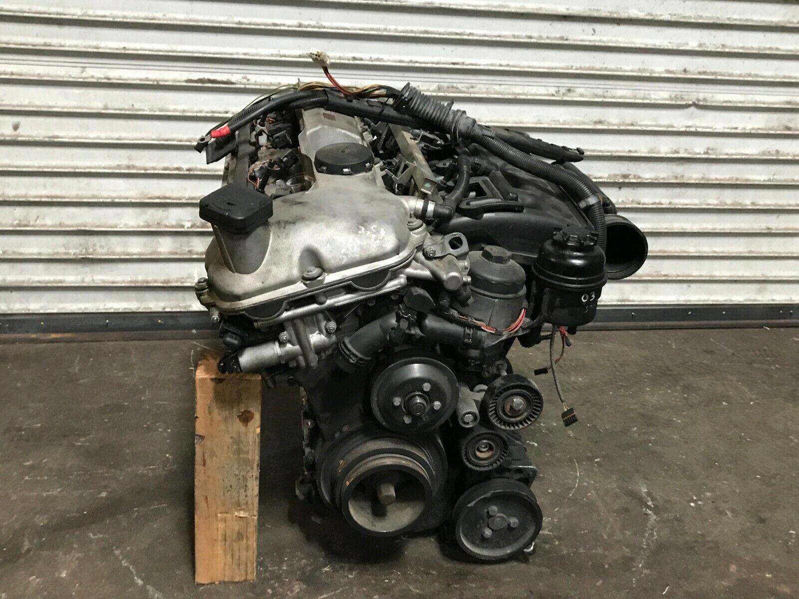 Bmw E46 Series 3 M54 330i Petrol Engine Block For Sale Online Ebay