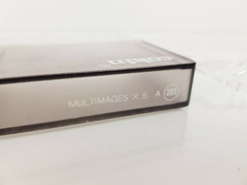 Vintage COKIN A201 MULTIMAGES x5 with Case