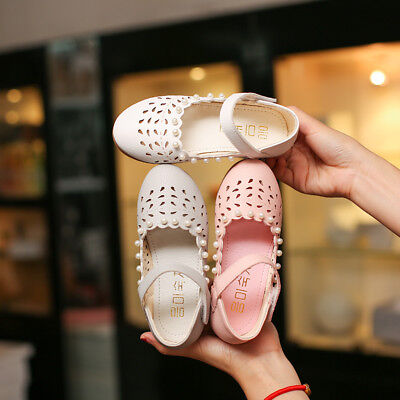 US 5-11 Children Kids Girls Princess Casual Sneaker Baby Infant Toddler Shoes