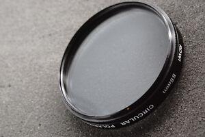 Pol-Filter-linear-Drehfassung-E52-52-mm-Polarizing-Filter