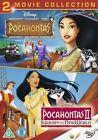 Pocahontas 1 / Pochahontas 2 - DVD Fast Post for Australia Top S