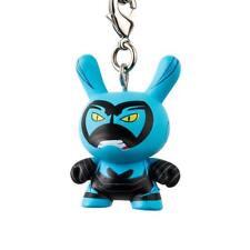 Kidrobot Justice League Dunny Key Chain Mini-figure 3317q