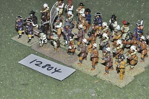 25 mm Awi / American - Infantry 32 Figs Inf (12804)