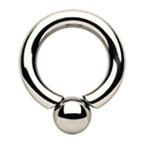 Surgical-Steel-Screwball-Rings-Prince-Albert-Body-Piercing-Jewelry