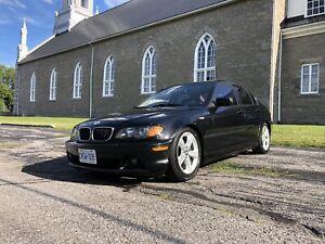 2005 BMW 325i Executive M-PKG