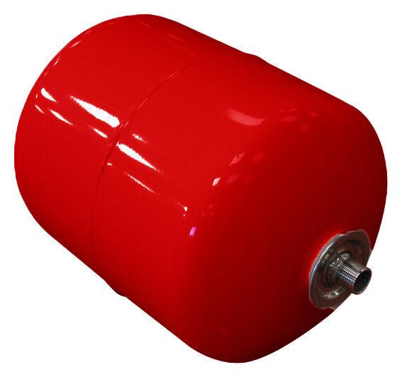18 Litre Universal Zilmet Varem ERES Red Heating Expansion Vessel /& Bracket