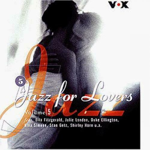 Various-Jazz For Lovers Vol. 5 CD #g1973927