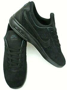 Details about Nike Mens SB Air Max Bruin Vapor Black Grey Skate Shoes Size 10.5 882097 003