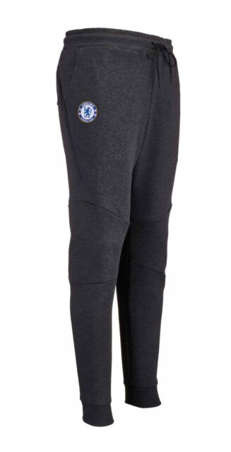 Nike Chelsea Tech Fleece Jogger Pants Black Heather