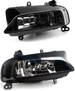 Genuine-Audi-A5-S5-11-17-S-Linea-Par-de-Lampara-Luz-Antiniebla-Parachoques-delantero-izquierda